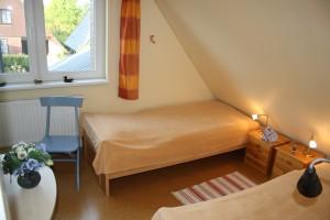 Ferienhaus Fasan Kinderschlafzimmer